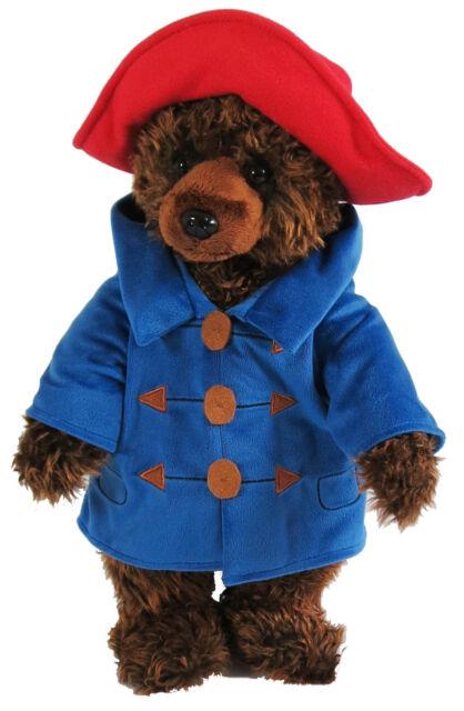 kleiner PADDINGTON kuscheliger Teddy Bär aus dem KINO-Hit by heunec 15cm stehend