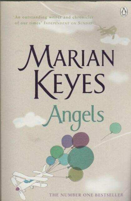 ANGELS Marian Keyes ~ Penguin SC 2010