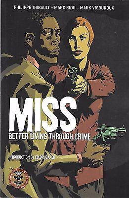 MISS BETTER LIVING THROUGH CRIME GRAPHIC NOVEL / TRADE PAPERBACK (NM) (Best Comic Trade Paperbacks)