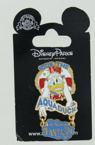 New Disney Cruise Line Pin - Ride The AquaDuck Fantasy - Disney Fantasy