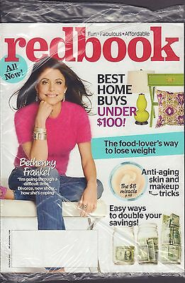 Redbook October 2013 Bethenny Frankel Sealed 032216Dbe