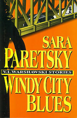 I. Warshawski Stories) by Sara Paretsky, 1995 HC DJ BCE (Windy City Dj)