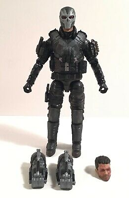 """Marvel Legends Crossbones loose figure 6"""" MCU 10th First 10 2018 Civil War for sale  Shipping to India"""