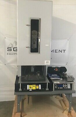 Branson 2000x Ae 2.5 Ultrasonic Welder 4000watts 20khz Pma Se-99 Sound Enclosure