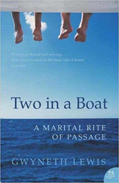 Two in a Boat, Gwyneth Lewis, Book, New