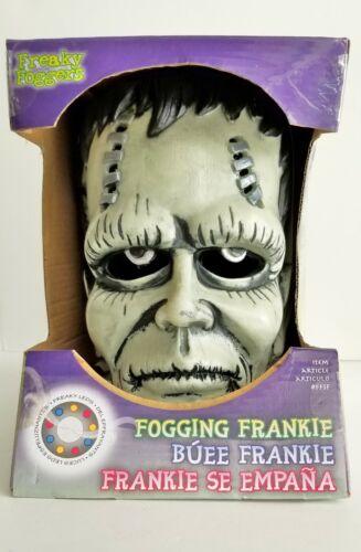 Frankenstein Halloween Frankie Freaky Fogger LED Light Show Water Fog Machine
