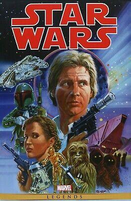 STAR WARS Marvel Years Omnibus Vol 3 HC (NEW & SEALED)