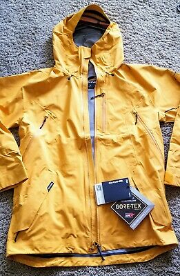 Dakine Men's Gearhart Gore-Tex® 3L Shell Snowboard Jacket Large Golden Glow 2020