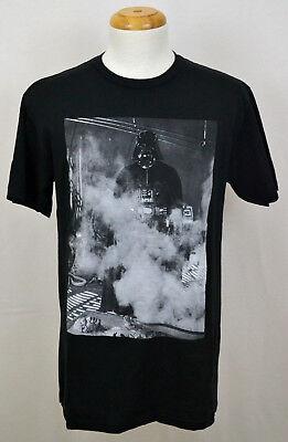 Han Solo Shirt (Star Wars T-shirt Darth Vader Over Carbonite Han Solo Graphic Tee Black)