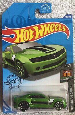 Hot Wheels ~ 2020 H Case ~ Treasure Hunt ~ 2013 Chevy Camaro Special Edition