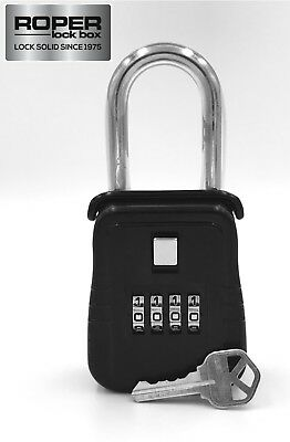 Key Lock Box For Municipality School Systems - Door Hanger