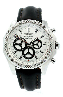 Breitling for Bentley Barnato Racing Chronograph Watch W/Box & Paper Ref: A25366