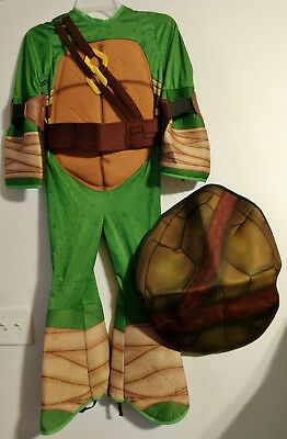Teenage Mutant Ninja Turtles/TMNT Fabric Halloween Costume/Shell-Boys Ages 7-9 - Costume Teenage Mutant Ninja Turtles