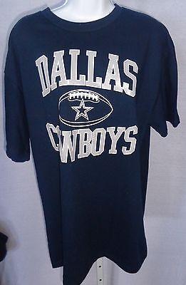 Dallas Cowboys Football Short Sleeve T-Shirt Navy