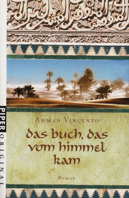 *g- Das BUCH das vom HIMMEL kam - Ahmad VINCENZO tb (2008)