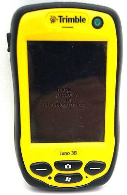 Trimble Juno 3b Handheld Gps Data Collector Read