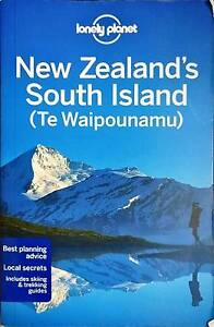 Lonely Planet - New Zealand's South Island (Te Waipounamu) 4th ED Maroubra Eastern Suburbs Preview