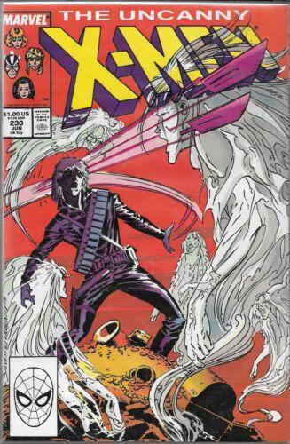 UNCANNY X-MEN #230 (VF/NM) COPPER AGE