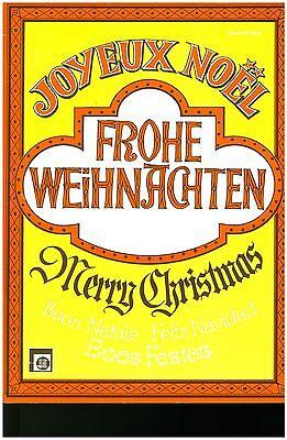 Peychaer - Merry Christmas - Frohe Weihnachten - Klavier