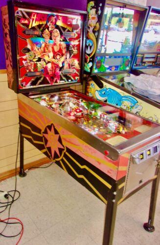 Bally Flash Gordon Pinball Machine