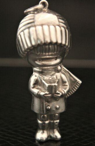 """Solid 9.25 sterling silver Cazenovia Abroad """"Lil"""