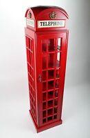Point-home Vino / Bevande Armadietto Aspetto Retrò ,telefonotelefono, H 171 Cm -  - ebay.it