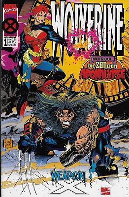 Wolverine Nr.1 / 1997 Die Zeit der Apokalypse