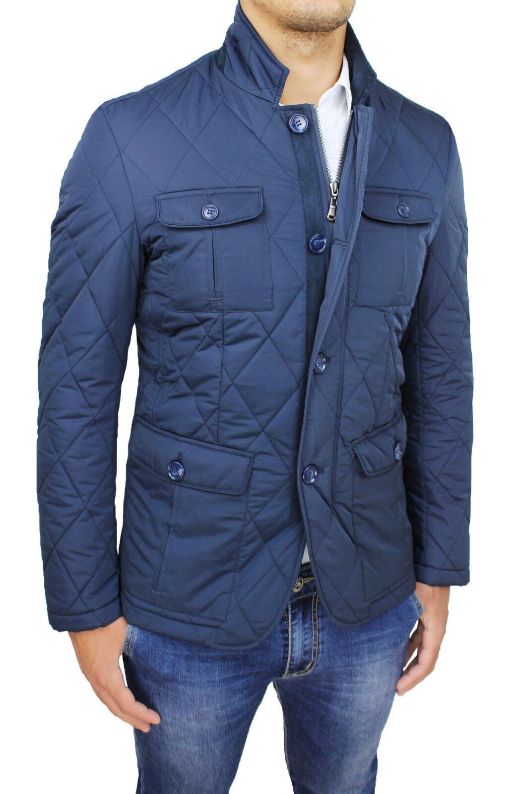 Giubbotto giacca elegante uomo