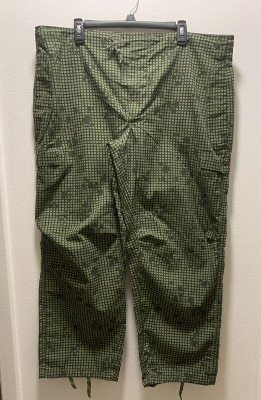 USGI -Desert Night Camouflage Trouser Over Pants- Medium Long - Gulf War Camo