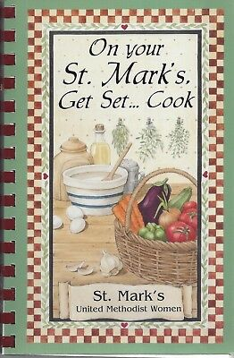 United Methodist Set (CARMEL IN 1997 UNITED METHODIST CHURCH COOK BOOK ON YOUR ST MARK'S GET SET COOK)