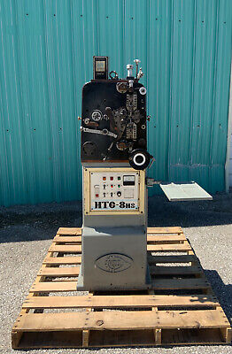 Htc 8 Hs Spring Coiling Machine