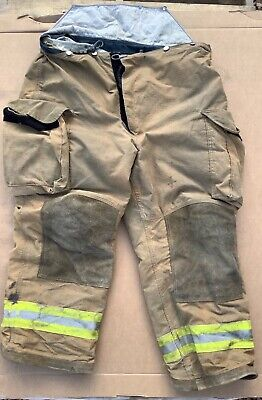 Lion Janesville 44r Turnout Bunker Pants Fire Fighting Firefighter Gear