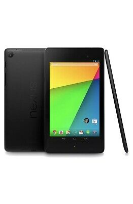 ASUS Nexus 7 2013 7-Inches 32GB Tablet (Unlocked) - Black Wi-Fi + 4g LTE