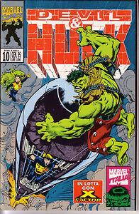 Devil & Hulk 10 - Ed. Marvel Panini - Italia - L'oggetto può essere restituito - Italia