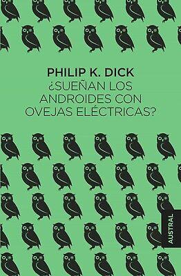 ¿SUEÑAN LOS ANDROIDES CON OVEJAS ELÉCTRICAS? PHILIP K. DICK 9788445005125 NUEVO