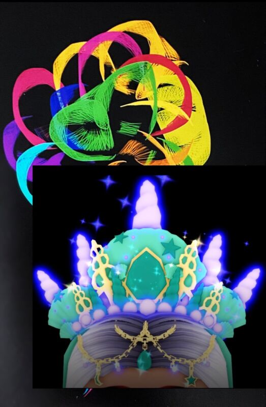 Custom pic with free: Mermaid Royalty Royale High