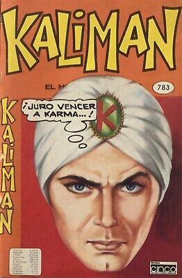 Kaliman (100 Revistas de los números 700 hasta el 799), used for sale  Hialeah