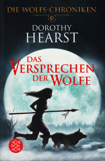 *g- Die WOLFS-Chroniken - Das VERSPRECHEN der WÖLFE - Dorothy HEARST  tb (2008)