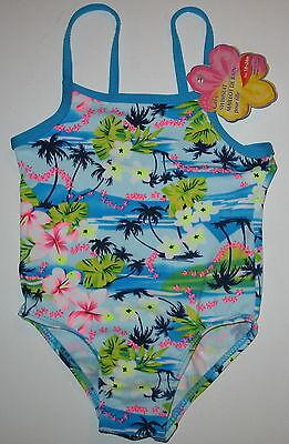 Infants' - - 1 Piece Tropical Print Bathing Suit - 18 - 24months