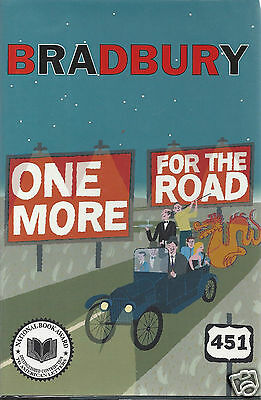 One More For The Road By Ray Bradbury Hc/dj 1st/1st Brand