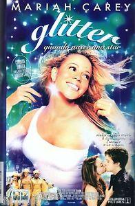 Glitter - Quando nasce una Star (2001) VHS 1a Ed. Columbia - Maria CAREY - Italia - L'oggetto può essere restituito - Italia