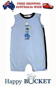 Toddler boys blue bodysuit Brisbane City Brisbane North West Preview