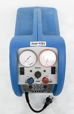 5393 Promax Refrigerant Recovery Machine Rg5410a-e