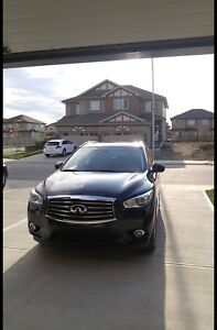Infiniti QX60 Premium AWD with extended warranty