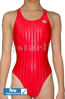 FINA Yingfa Girls Women Female Endurance Performance Competition Race (Racing Swimsuits For Women)