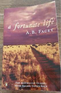A Fortunate Life AB Facey