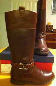 Tommy Hilfiger size 13 toddler girl's riding boot