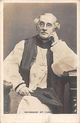 POSTCARD  RELIGION    Archbishop  of  York