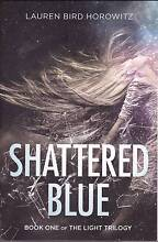 """Brand New P/back Book – """"Shattered Blue"""" by Lauren Bird Howowitz Latham Belconnen Area Preview"""