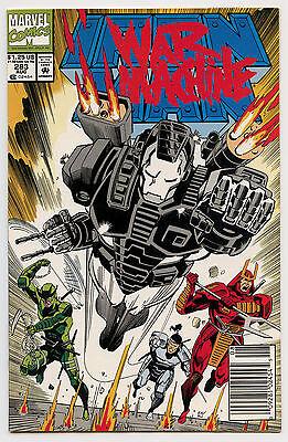 IRON MAN #283  WAR MACHINE 1992 VF